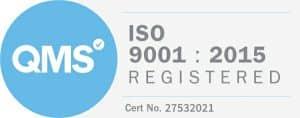 Certificat ISO9001: 2015 pour Lasermet